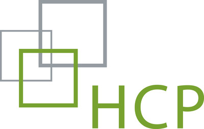 HCP, Inc. Logo. Please visit  www.hcpi.com for more information. (PRNewsFoto/HCP, Inc.) (PRNewsFoto/HCP, Inc.)
