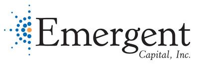 Emergent Capital, Inc. logo (PRNewsFoto/Emergent Capital, Inc.) (PRNewsFoto/Emergent Capital, Inc.)