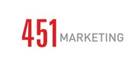 451 Marketing logo (PRNewsFoto/451 Marketing) (PRNewsFoto/451 Marketing)