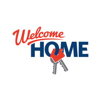 Welcome Home logo