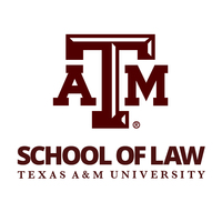 Texas A&M University School of Law logo (PRNewsFoto/Texas A&M University School of)