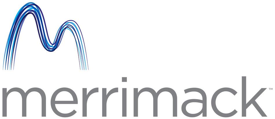 Merrimack Pharmaceuticals Logo (PRNewsFoto/Merrimack Pharmaceuticals, Inc.)