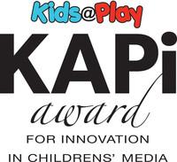 KAPi Awards logo (PRNewsFoto/Living in Digital Times)