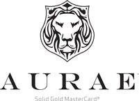 Aurae Solid Gold Mastercard