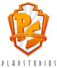 PLAYSTUDIOS logo (PRNewsFoto/PLAYSTUDIOS)