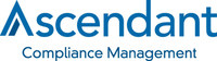 Ascendant Compliance Management, partnering with you to make compliance a source of strength. (PRNewsFoto/Ascendant Compliance Management) (PRNewsFoto/Ascendant Compliance Management)