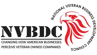 The leading Veteran Business Certification for companies of all sizes. The only veteran certification organization created by Veterans for Veterans that is accepted by the members of the Billion Dollar Round Table. (PRNewsFoto/National Veteran Business Devel)