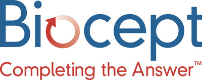 Biocept Logo (PRNewsFoto/Biocept, Inc.) (PRNewsFoto/Biocept, Inc.)