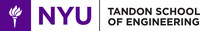 NYU Tandon School of Engineering Logo (PRNewsFoto/NYU Tandon School of Engineering)