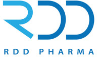 RDD Pharma logo (PRNewsFoto/RDD Pharma) (PRNewsFoto/RDD Pharma)
