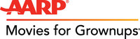 AARP Movies For Grownups logo (PRNewsfoto/AARP)