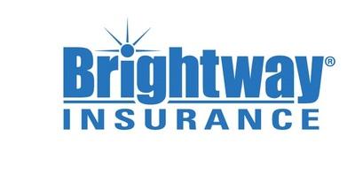 Brightway Insurance logo (PRNewsFoto/Brightway Insurance)