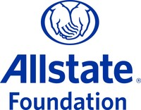 The Allstate Foundation logo (PRNewsFoto/The Allstate Foundation) (PRNewsFoto/The Allstate Foundation)