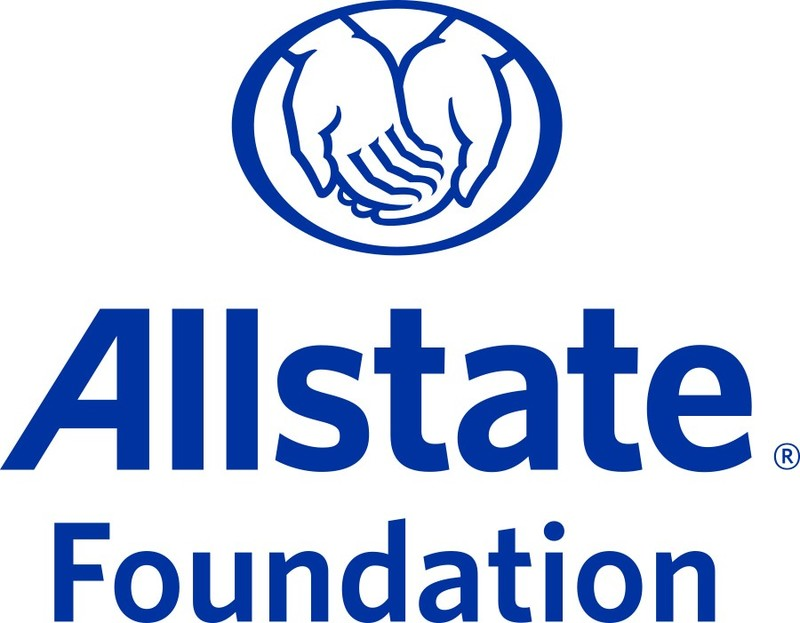 The Allstate Foundation logo (PRNewsFoto/The Allstate Foundation)