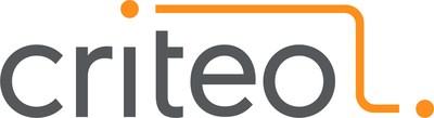 Criteo logo (PRNewsFoto/Criteo S.A.)