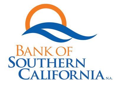 Bank of Southern California N.A. logo (PRNewsFoto/Bank of Southern California)