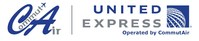 CommutAir dba United Express (PRNewsFoto/CommutAir) (PRNewsFoto/CommutAir)
