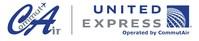 CommutAir dba United Express (PRNewsFoto/CommutAir) (PRNewsFoto/CommutAir)