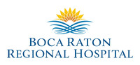 Boca Raton Regional Hospital logo. (PRNewsFoto/Boca Raton Regional Hospital) (PRNewsFoto/Boca Raton Regional Hospital)