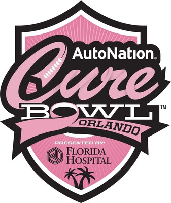 AutoNation Cure Bowl Orlando (PRNewsFoto/AutoNation, Inc.) (PRNewsFoto/AutoNation, Inc.)