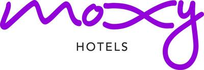 Moxy Hotels logo (PRNewsFoto/Moxy Hotels) (PRNewsfoto/Marriott International, Inc.)