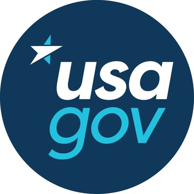 USA.gov Logo (PRNewsFoto/USA.gov) (PRNewsfoto/USAGov)