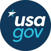 USA.gov Logo (PRNewsFoto/USA.gov) (PRNewsFoto/USA.gov)