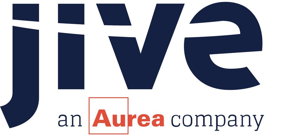 @jivesoftware (PRNewsFoto/Aurea Software) (PRNewsfoto/Jive Software)
