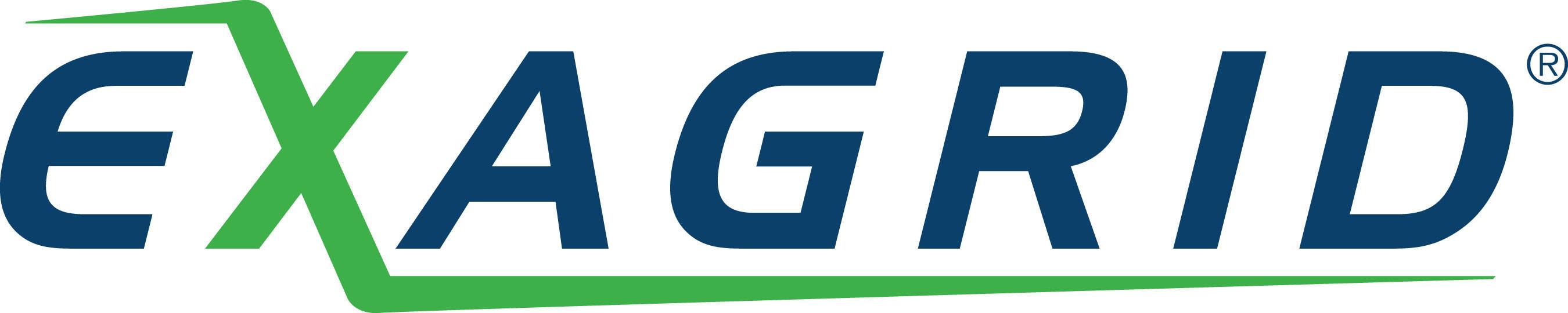 ExaGrid logo. (PRNewsFoto/ExaGrid)