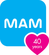 MAM - standard setting baby products that support a baby's development from day one. (PRNewsFoto/MAM)