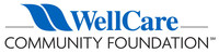 WellCare Community Foundation Logo (PRNewsFoto/WellCare Health Plans, Inc.) (PRNewsFoto/WellCare Health Plans, Inc.)