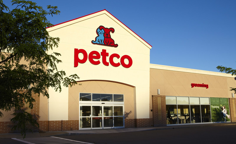 Petco is a leading specialty retailer of premium pet food, supplies and services. The company operates more than 1,400 locations across the U.S., Mexico and Puerto Rico, along with one of the leading ecommerce platforms in the pet industry. (PRNewsFoto/PETCO)