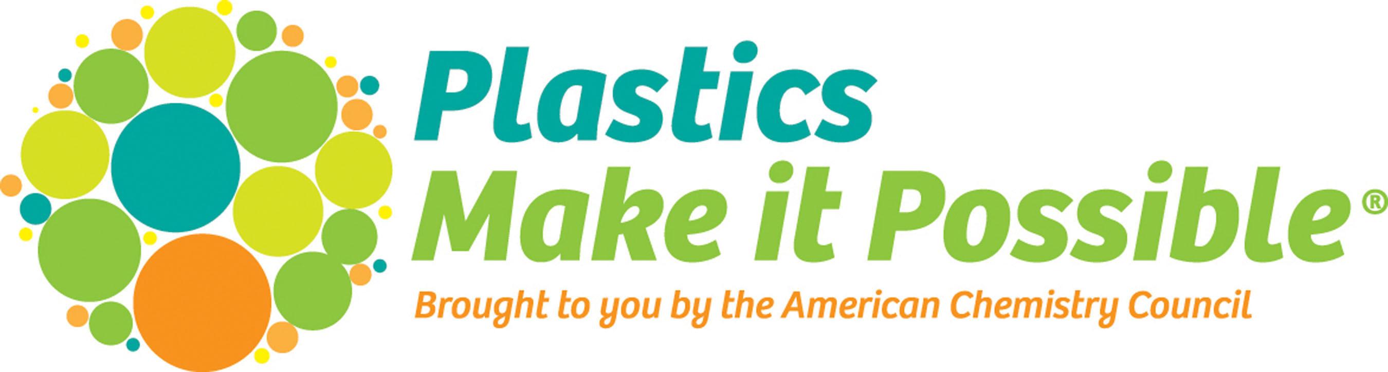 Plastics Make it Possible is an Initiative Sponsored by the Plastics Industries of the American Chemistry Council. (PRNewsFoto/Plastics Make it Possible) (PRNewsFoto/Plastics Make it Possible)