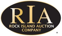 Rock Island Auction Company is the world's #1 auction company for antique firearms, bladed weapons and militaria.  www.rockislandauction.com (PRNewsFoto/Rock Island Auction Company)