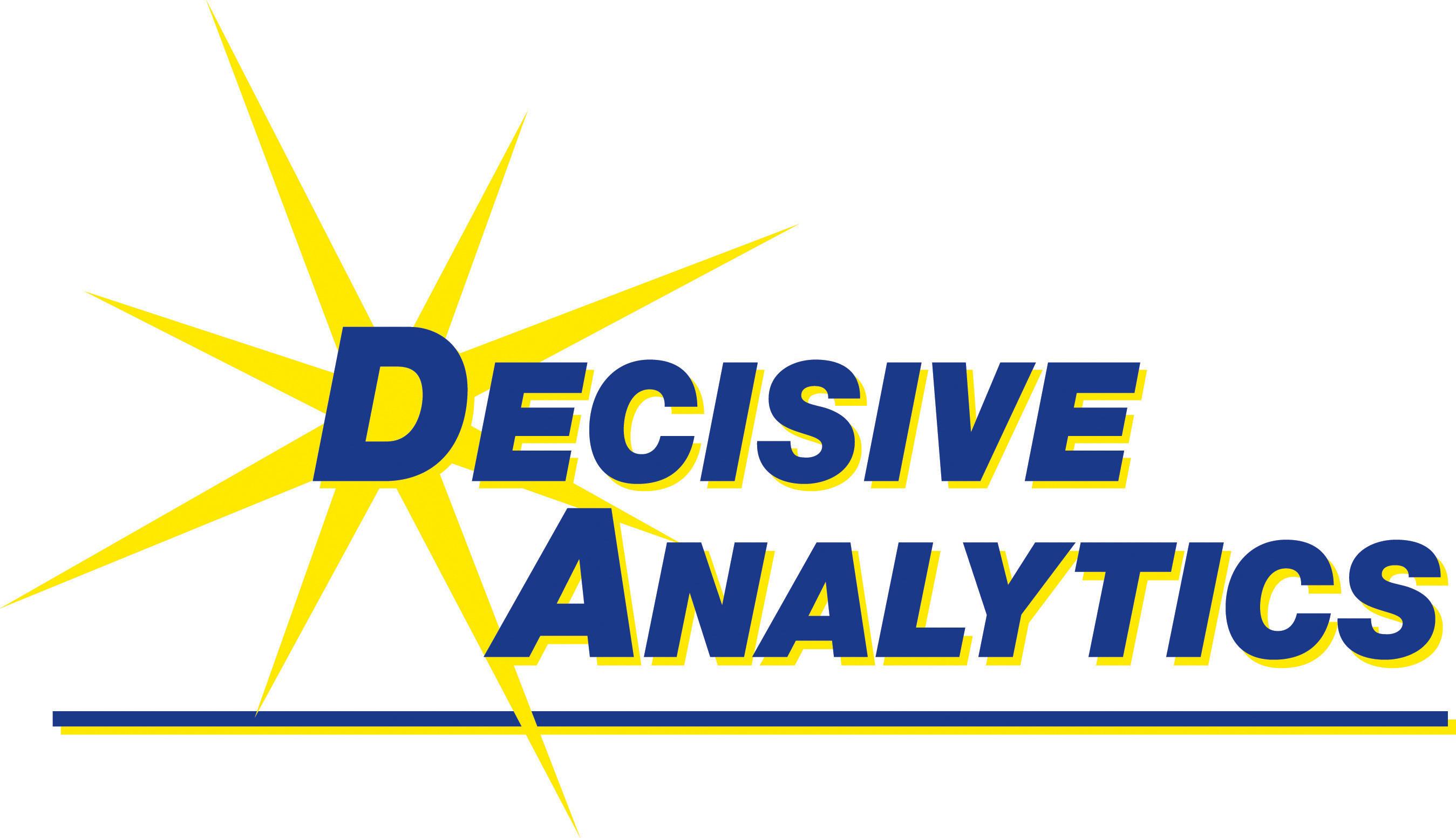 DECISIVE ANALYTICS Corporation is an employee owned company based in Arlington, VA (PRNewsFoto/DECISIVE ANALYTICS Corporation)