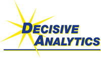 DECISIVE ANALYTICS Corporation is an employee owned company based in Arlington, VA (PRNewsFoto/DECISIVE ANALYTICS Corporation) (PRNewsFoto/DECISIVE ANALYTICS Corporation)