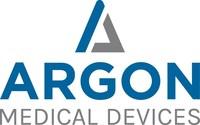 Argon Medical Devices, Inc. Logo. (PRNewsFoto/Argon Medical Devices, Inc.) (PRNewsFoto/Argon Medical Devices, Inc.)