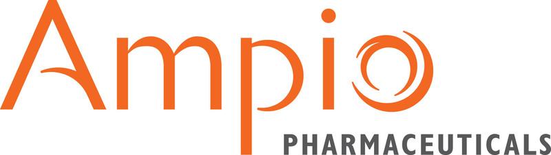 Ampio Pharmaceuticals Logo. (PRNewsFoto/Ampio Pharmaceuticals, Inc.)