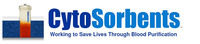 CytoSorbents Logo. (PRNewsFoto/CytoSorbents) (PRNewsFoto/CYTOSORBENTS)