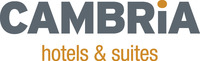 CAMBRIA hotels & suites NEW logo (PRNewsFoto/Choice Hotels International, Inc) (PRNewsFoto/Choice Hotels International, Inc)