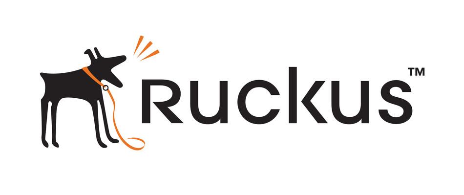 Ruckus Wireless Logo. (PRNewsFoto/Ruckus Wireless(R))