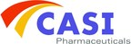 CASI Pharmaceuticals Announces Poster Presentations At AACR Annual Meeting