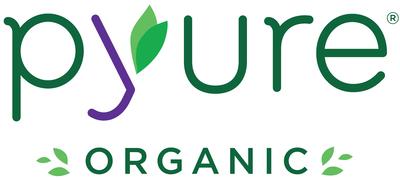 Pyure Organic Stevia Logo (PRNewsFoto/Pyure Brands, LLC)