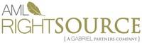 AML RightSource logo (PRNewsFoto/Gabriel Partners LLC)