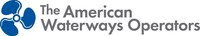 American Waterways Operators Logo (PRNewsFoto/American Waterways Operators)