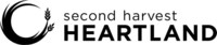 Second Harvest Heartland Logo (PRNewsFoto/Second Harvest Heartland)