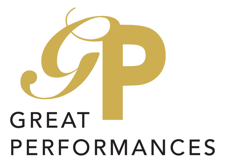 """Great Performances"" logo, courtesy: WNET New York Public Media (PRNewsFoto/THIRTEEN/WNET New York) (PRNewsfoto/WNET)"