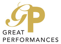 """Great Performances"" logo, courtesy: WNET New York Public Media (PRNewsFoto/THIRTEEN/WNET New York)"