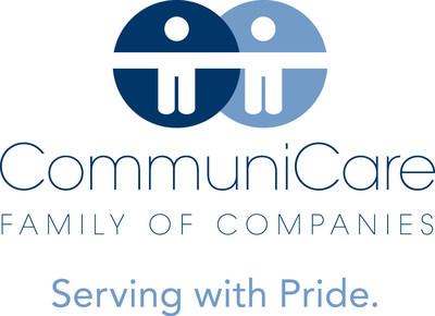 Communicare Family of Companies (PRNewsFoto/CommuniCare Health Services)