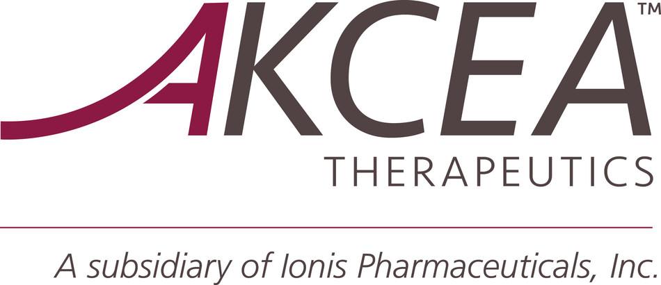 Akcea Therapeutics, Inc. (PRNewsFoto/Ionis Pharmaceuticals)